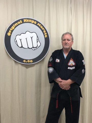 Master Gary Wilson